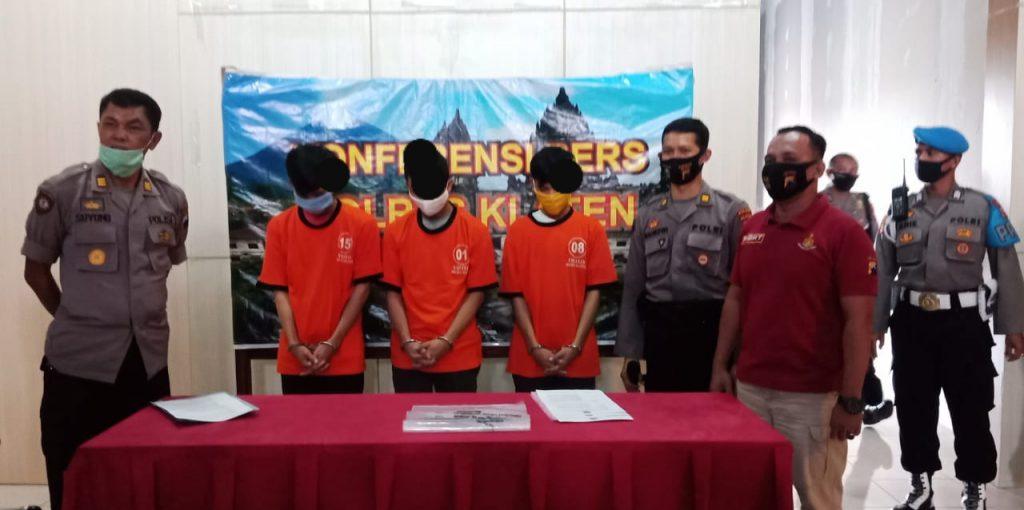 Penipuan Berkedok Hadiah Diungkap Polres Klaten Jurnal Polisi News